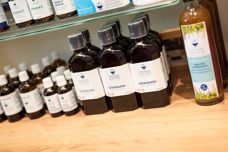 Steinsee Apotheke Produkte