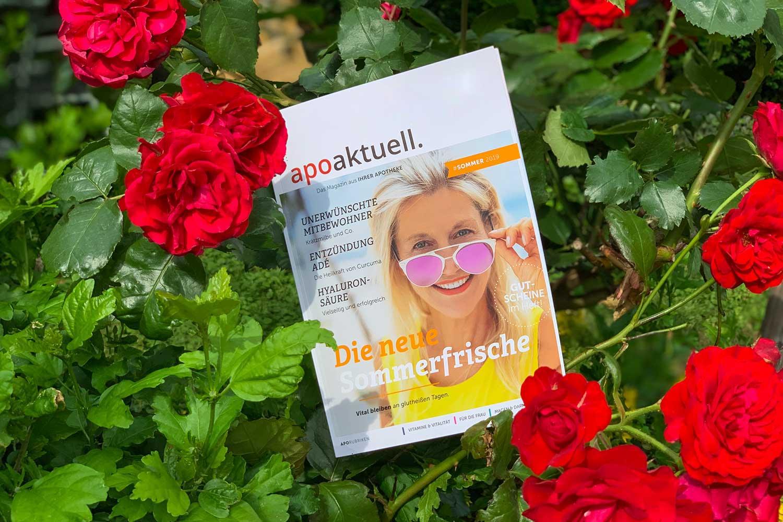Steinsee Apotheke APOaktuell Frühling 2017