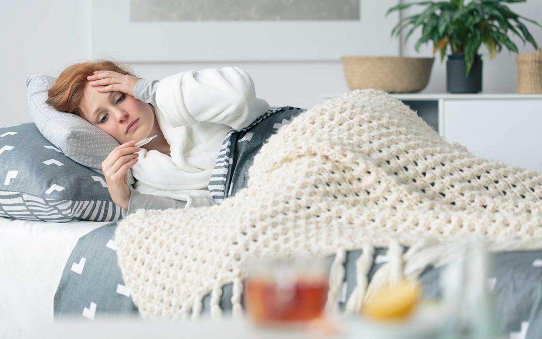 Fieber ist noch keine Krankheit